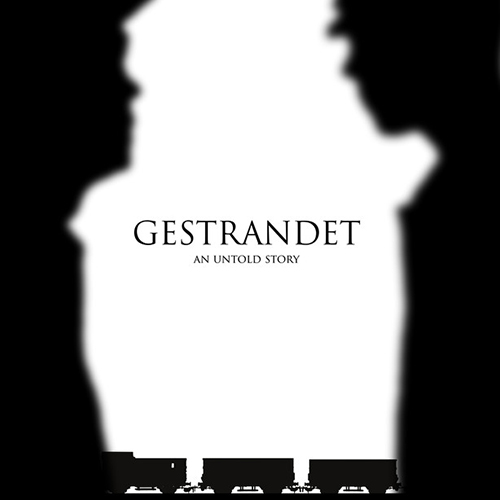 GESTRANDED Poster 1x1