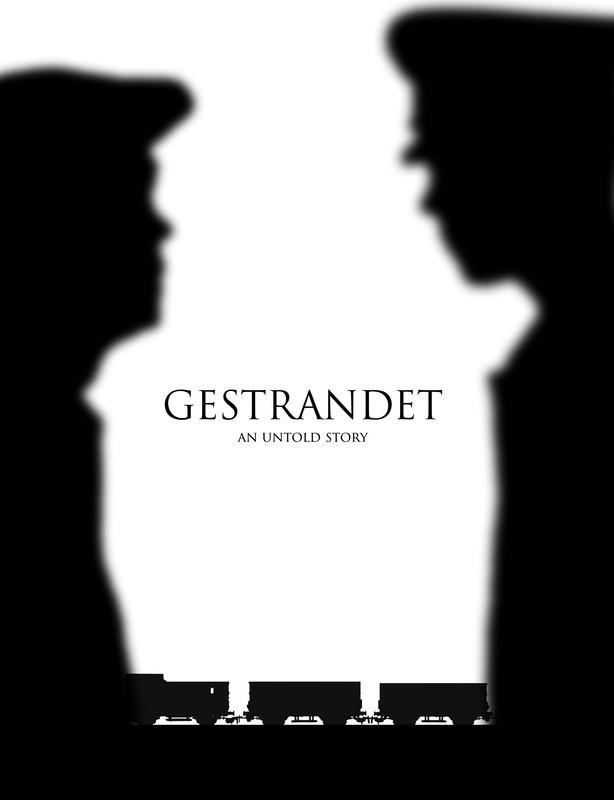 GESTRANDED Poster