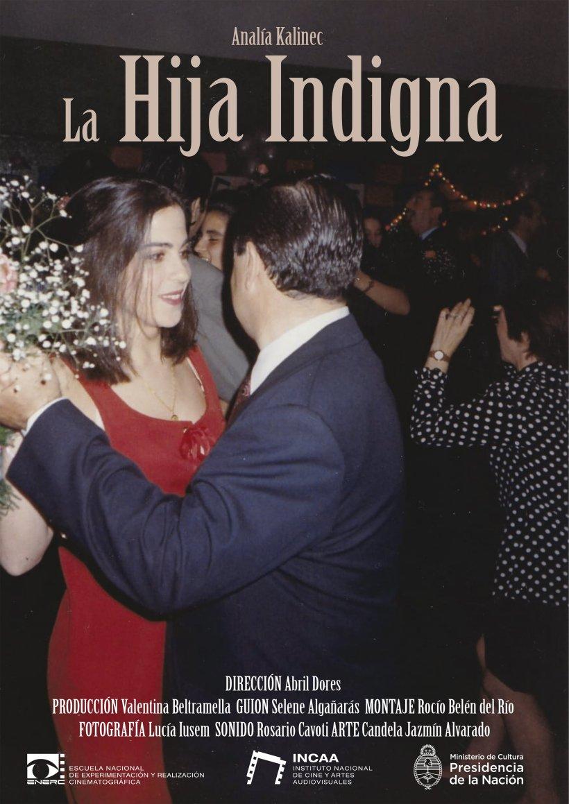 LA HIJA INDIGNA Poster