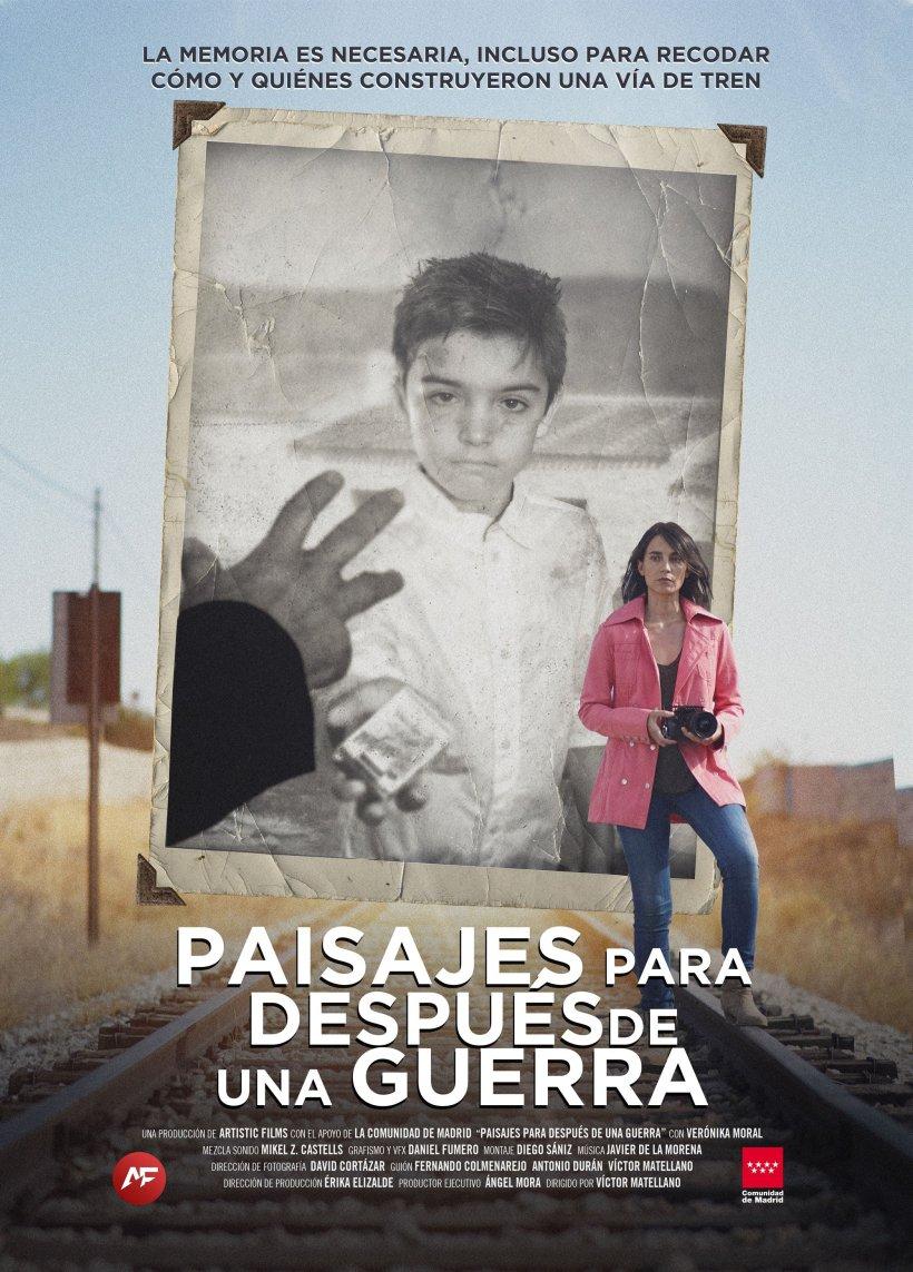 PAISAJES Poster