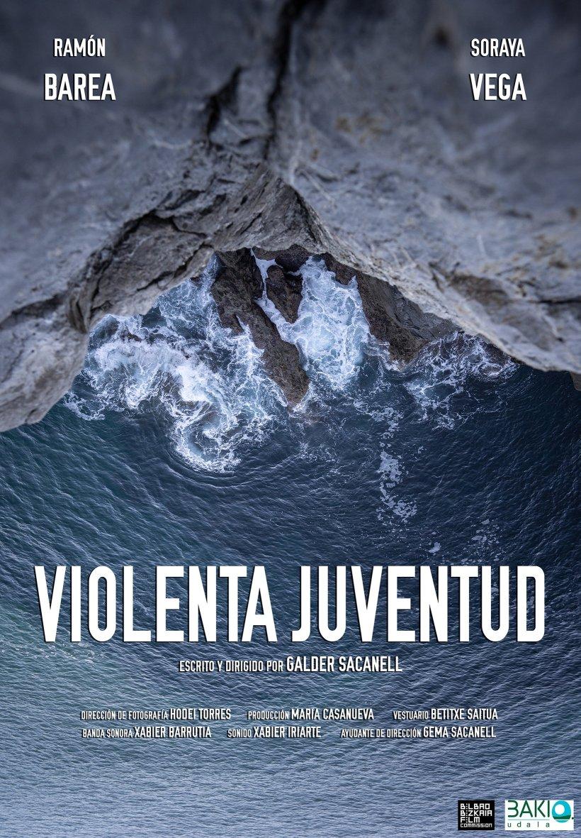 VIOLENTA JUVENTUD Poster