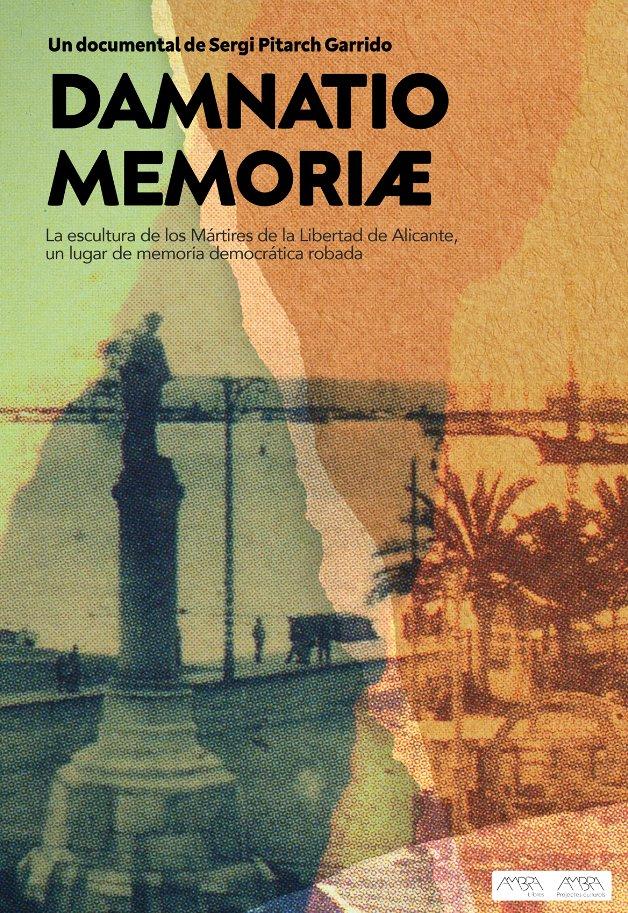 Damnatio Memoriae (cartel)