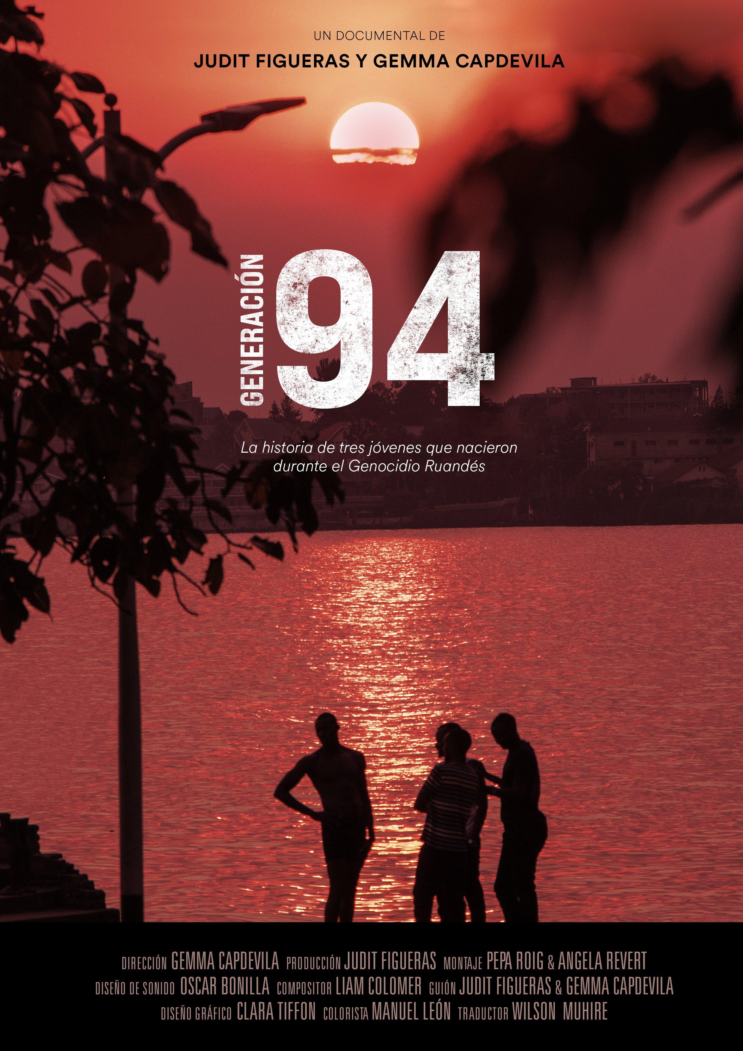 Generación 94 (cartel)