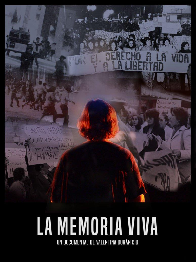 La memoria viva (cartel)